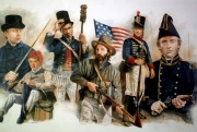 Uniforms – War of 1812