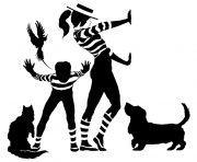 Mime and Pets