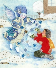 Snow Angel Two