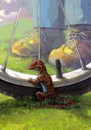 Lucky Lizard